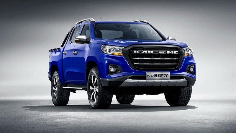 pick-up chinois CHANG'AN  Kaicene F70 (1).jpg